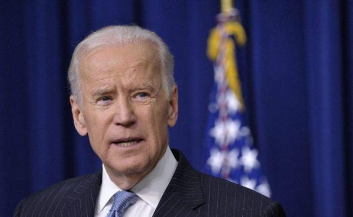 VP Biden tells Trump to 'grow up'