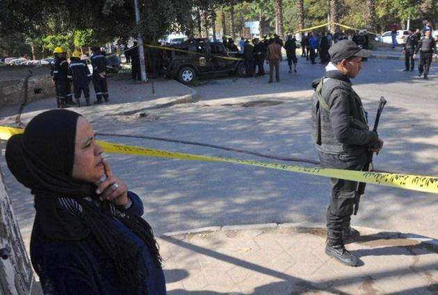 Egypt arrests suspected Cairo checkpoint attackers