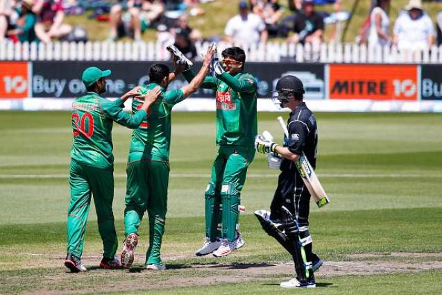 Bangladesh bowl first in must-win NZ clash