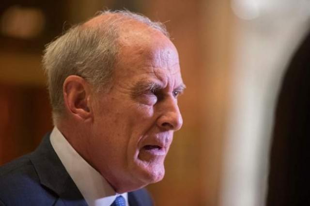 Ex-senator Dan Coats is Trump pick for intel chief: reports