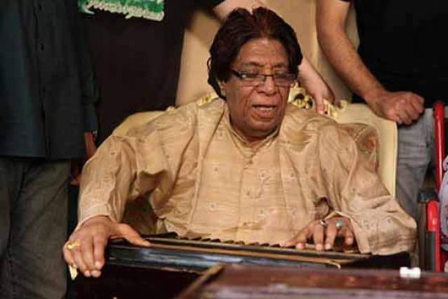 PNCA to compose rare audio video recording of Ustad Fateh Ali Khan