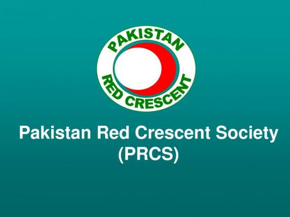 PRCS distributes non-edible items among tribesmen