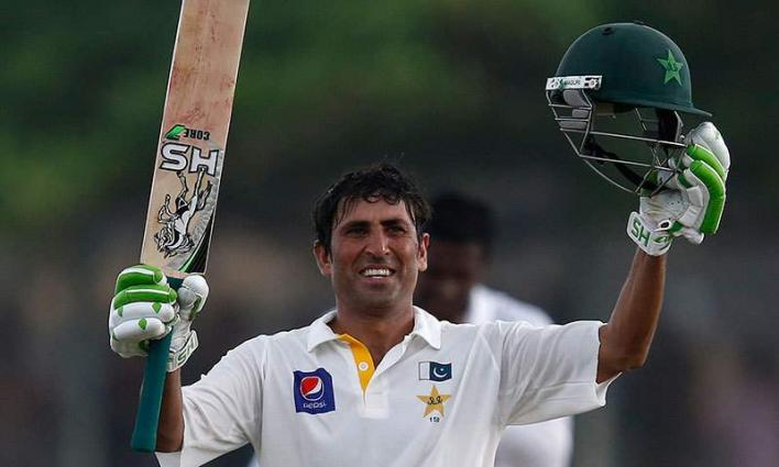 Cricket: Younis wants to bat on for Pakistan