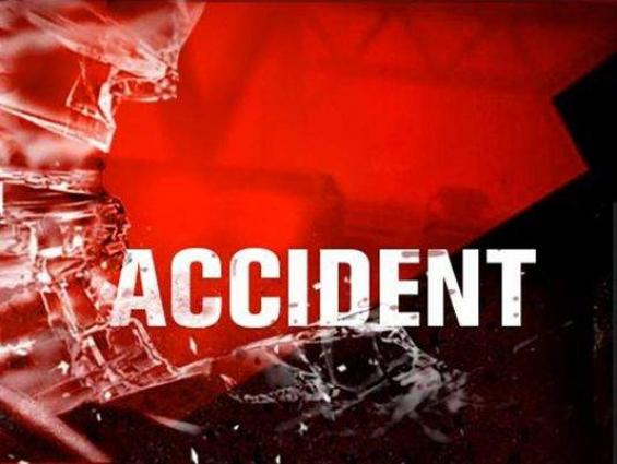 One died, two injured in road accident