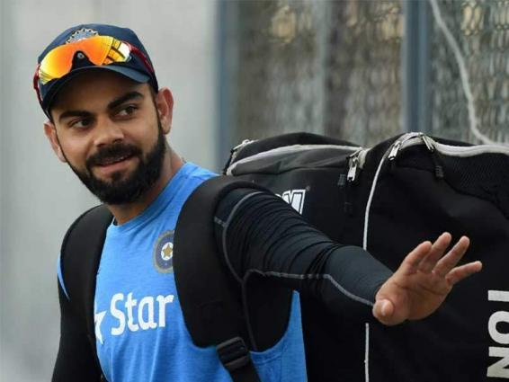 Cricket: Kohli named new India limited overs skipper