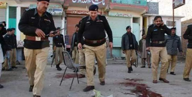 Four injured in Quetta firing
