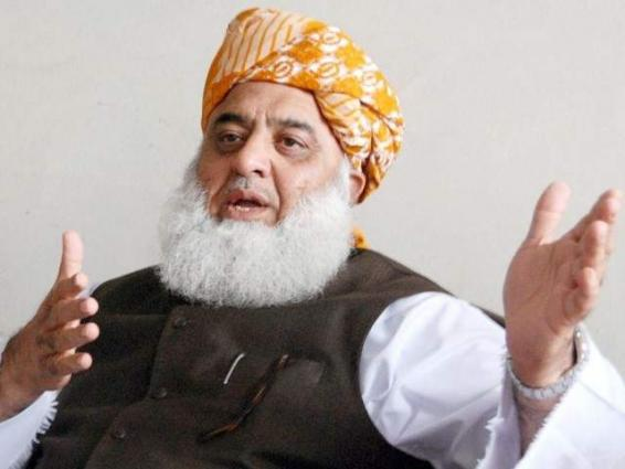 Maulana Fazal shifted to private room in hospital