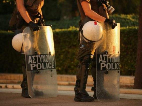 Greek far-left militant prosecuted for 'terrorism'