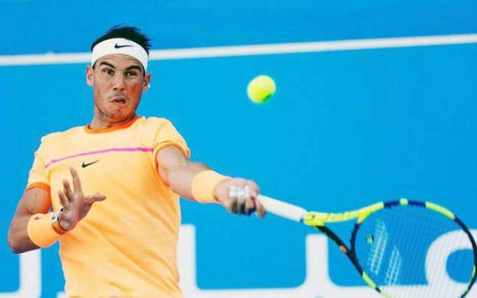 Tennis: Aggressive Raonic downs Nadal in Brisbane