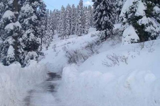 AJK lashes with much-awaited first heavy rains and snowfall of