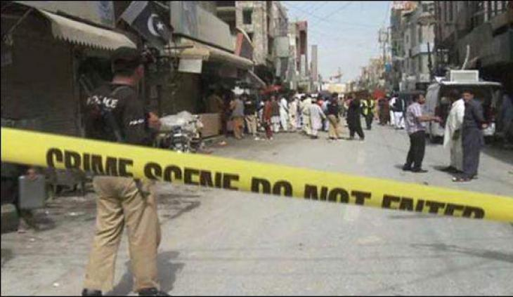 Five injured in Quetta firing incident