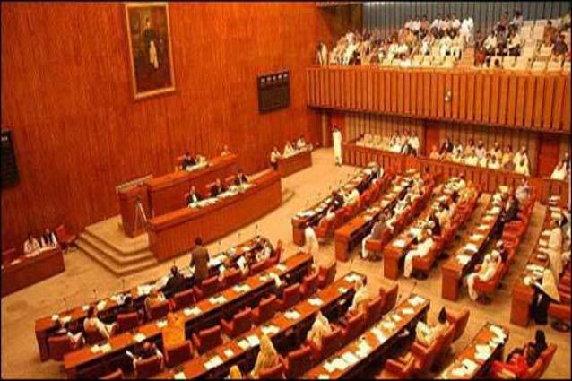 Senate body approves two resolutions
