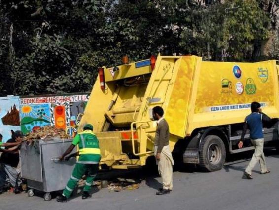 LWMC vows to make Lahore world's cleanest city