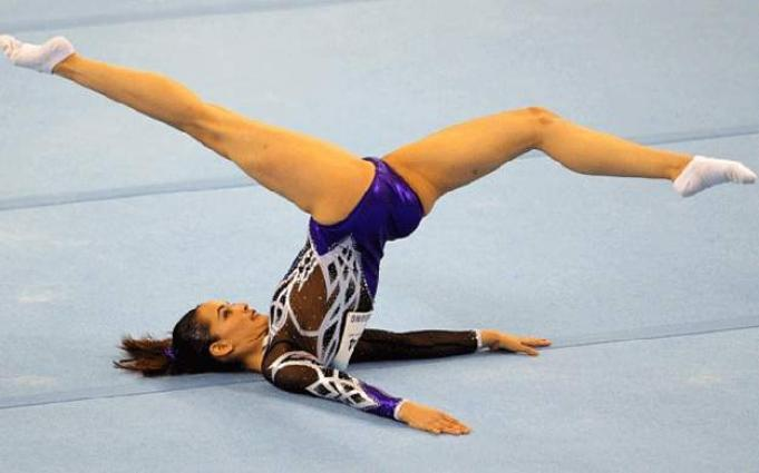 National women gymnastic championship