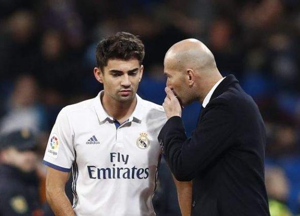 Football: Zidane plans to limit Ronaldo's minutes