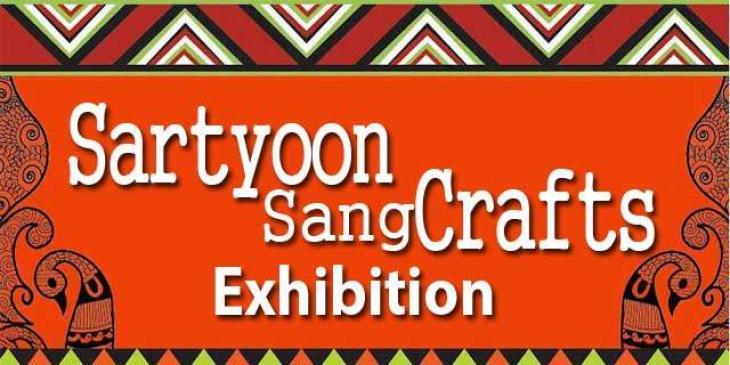 4th 'Sartyoon Sang' Crafts festival kicks off