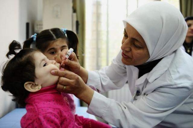 Concrete steps needed for success of anti-polio campaign: DC