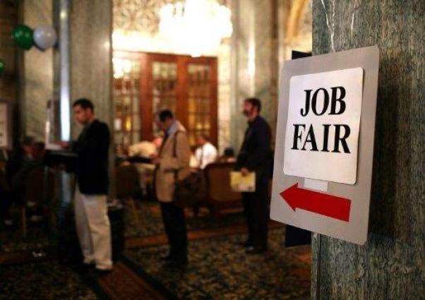 US job gains slow in December