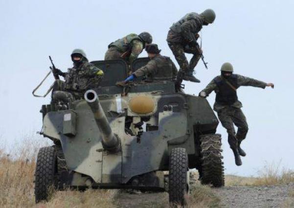 Ukraine's military denies Russian hack attack
