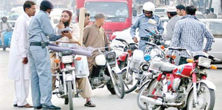 Drive against violation of backlight, indicators launched