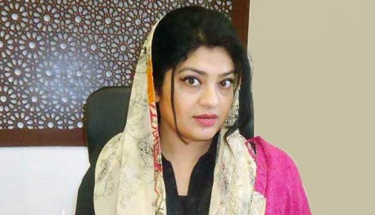 Shazia Anjum awarded