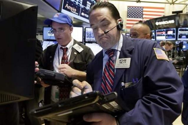 US stocks little changed on mixed jobs report