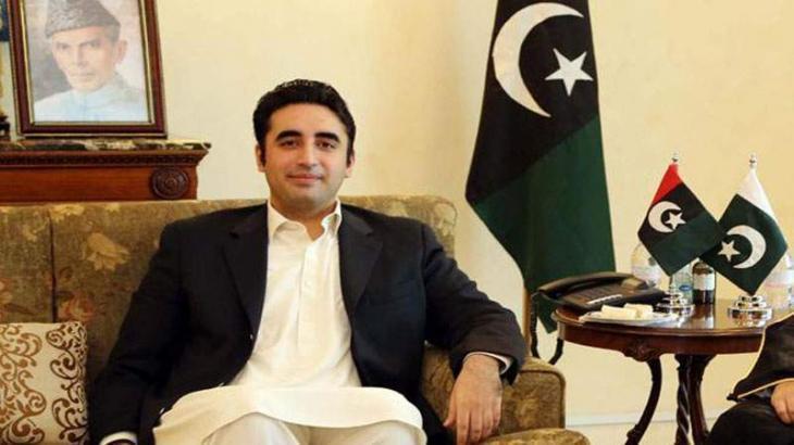 Bilawal Bhutto Zardari condoles