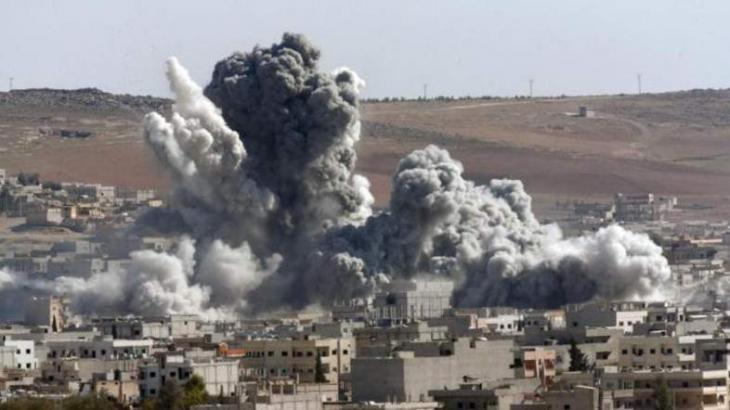 Coalition strike kills senior IS leader in Syria: US
