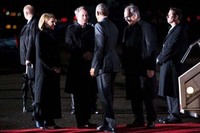 Incoming Trump Administration asks 'Political Ambassadors' posted abroad to resgin