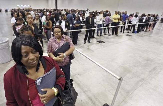 US job gains in December show solid labor market