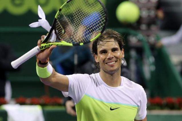 Tennis: ATP Qatar Open results