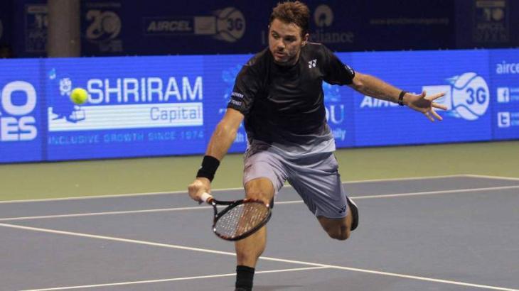 Tennis: ATP Chennai results