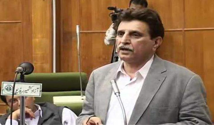 All routs to peace, progress in South Asia go through Kashmir: AJK