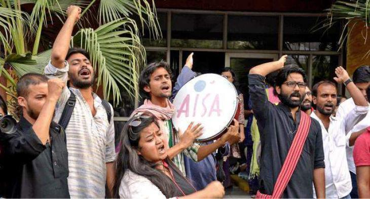 Hunger strike held against alleged murder of SU student