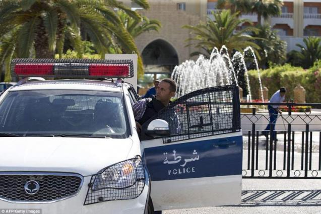 Tunisia state employee held for security leaks: police