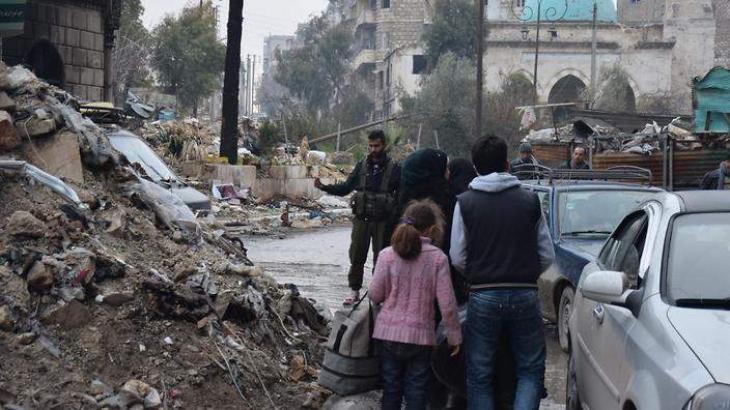 Syria ex-Qaeda affiliate member killed by drone: monitor