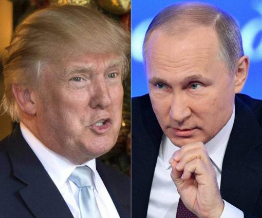 US intel report: Putin sought to help Trump in election