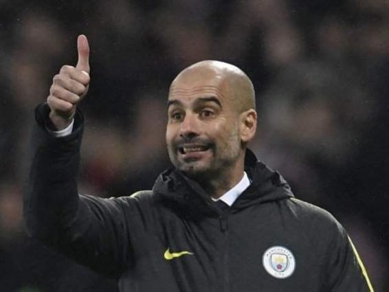 Football: Guardiola demands City win streak after Cup demolition