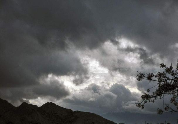 Cold, cloudy weather for different parts of KP