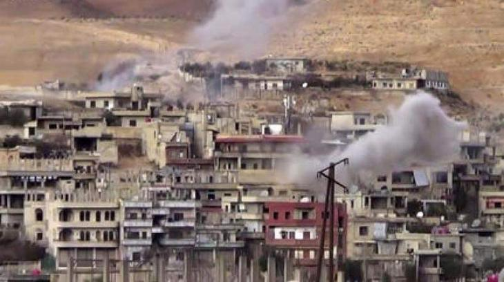 Clashes kill 9 near Damascus despite truce: monitor