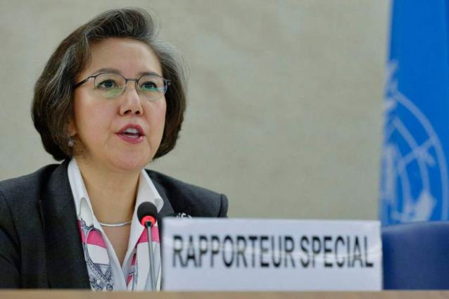 UN expert to assess rights abuses in northern Myanmar
