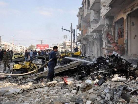 Car bomb kills at least 14 in Syria's Azaz: monitor