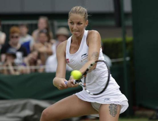 Tennis: Almost perfect Pliskova demolishes Cornet