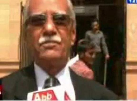 Veteran lawyer Abdul Hafeez Lakho passed away