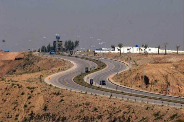 Development work in Soon valley under process