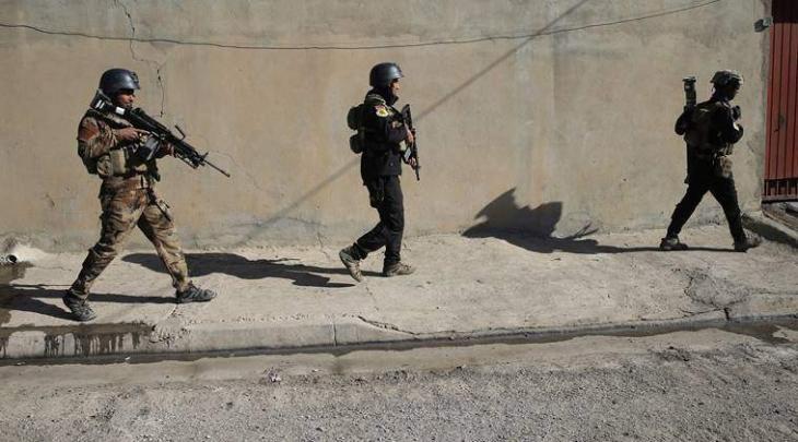 Iraq forces near Tigris River in Mosul: spokesman