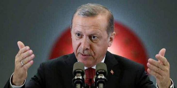 Turkey parliament to debate expanding Erdogan powers