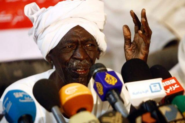 Health fears for detained Sudan opposition figure