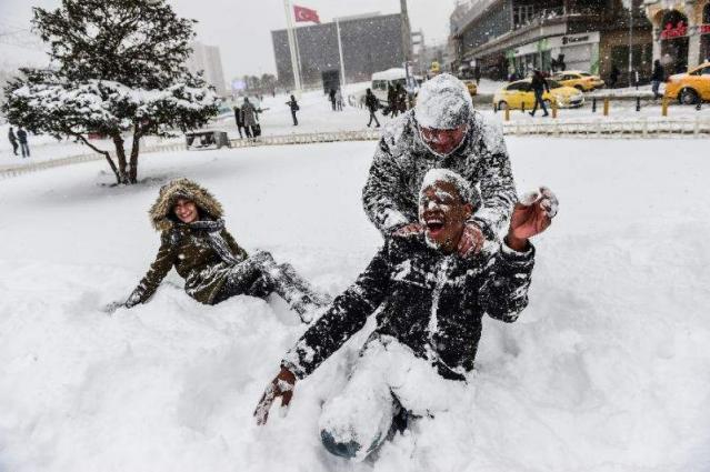 At least 20 die in cold snap across Europe