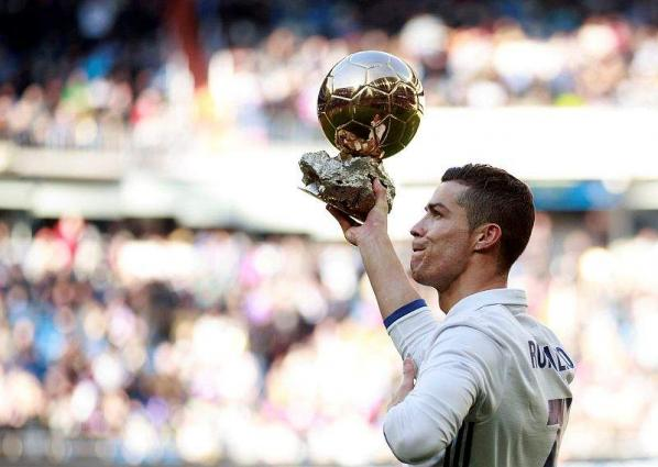 Football: Ronaldo celebrates as record-equalling Madrid cruise
